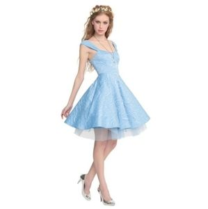 Hot Topic Disney Cinderella Corset Ball Gown NWT